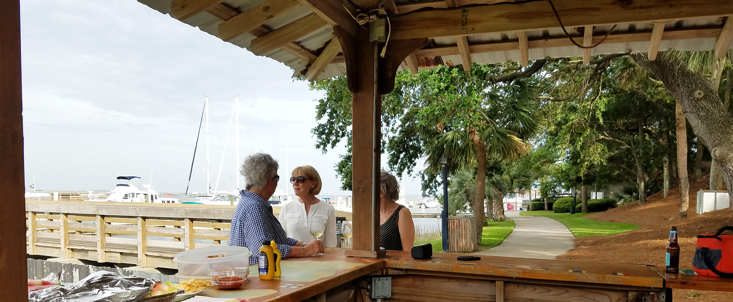 Boaters' Nite, Tiki Bar, June 22