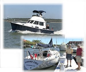 Cruise to Hilton Head, Apr,02017