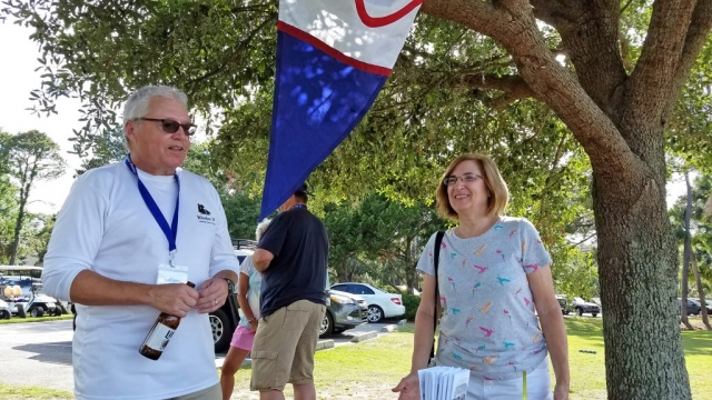 Voluntters, Games Day, SIBC, 5.18.2017