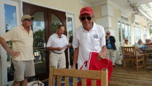 sibc member Paul Reddick in the Windmill Harbour Regatta